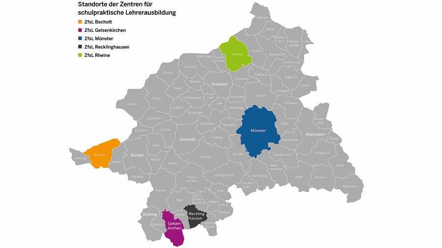 Bezirksregierung Münster – Lehrerausbildung